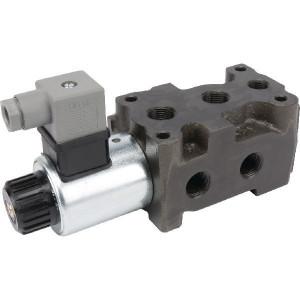 Poclain Wisselschuif 6/2-3/8-12VDC - 6KVH0638G | directly operated | 12 DC V | 50 l/min | 350 bar