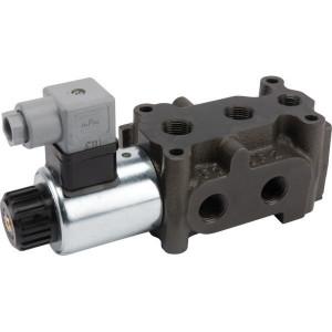 Poclain Wisselschuif 6/2-3/8-24VDC - 6KVH0638H | directly operated | 24 DC V | 50 l/min | 350 bar
