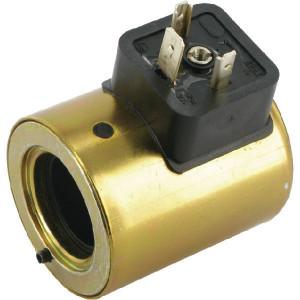 Poclain Spoel 12 VDC voor 6KVH06 - 6KVH90612 | 12 DC | 6/2-valves KV size 6