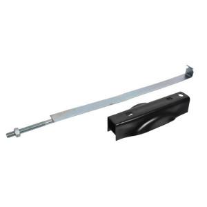 Bak spanband 206 mm - 700201KR | Verzinkt | 206 mm