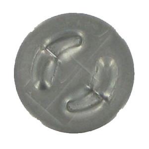 Braglia Wervelplaat blind - 7020425 | 0,8 2,0 mm