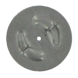 Braglia Wervelplaat 1,0 - 7020429 | 1.0 mm