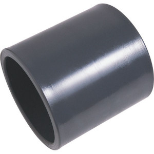 Gopart Dubbele steekmof PVC 32 mm - 7032110GP | 16 bar