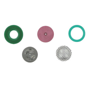 Braglia Sproeierpuntset - 7081019 | 4,9 l/min min. | 9.8 l/min | 40 bar | 10 bar