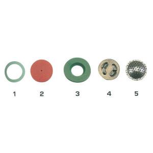 Braglia Sproeierpuntset - 7081052 | 3,55 l/min min. | 7.1 l/min | 40 bar | 10 bar