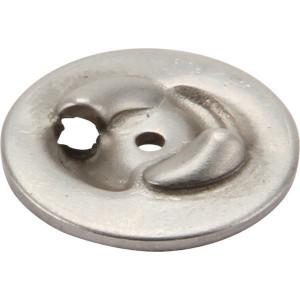 Braglia Wervelplaat D15 1,5 - 7320415 | 1,5 mm