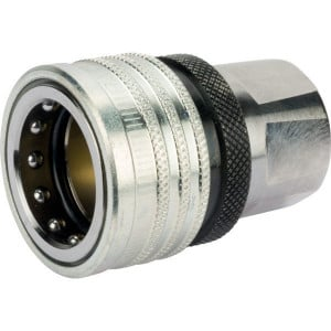 Parker Koppelingsmof BI TEMA-3/4 BSP - 751134TE   3/4 BSP inch   280 bar   135 l/min