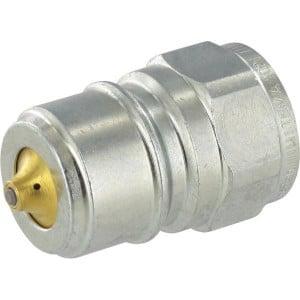 Parker Insteeknippel BI TEMA-3/4-BSP - 752134TE | 3/4 BSP inch | 280 bar | 135 l/min | 3/4 BSP