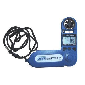 Lechler Windmeter Pocketwind 4 - 764406 | Handig in het gebruik