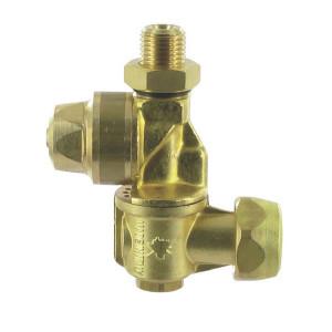 Braglia Dophouder M76 boor 1 dopaansluiting - 766173215 | Ø15-Ch24 | ATR/TVI | 1/4 BSP Inch