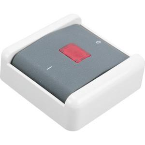 Wipschakelaar controlelamp 2P - 802KOE