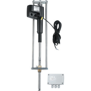 "Actuator set 8"" 12V MZ - 8061000 | 12 V DC | 4.000 N | 2.000 N | IP66 IP | 8 Inch | 200 mm | 126 mm | 151 mm | 135 mm | 679 mm"