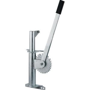 "MZ Bediening 8"" plaatafsluiter M - 8093300 | 8 Inch | 460 mm | 315 mm | 127 mm | 337 mm | 6.400 g"