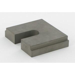 Voss Tegenplaat 15L - 80N2TP15L | Snelle montage | 80N2 & 80N3 | 15L mm | TD-CRCB-L15-TYPE80