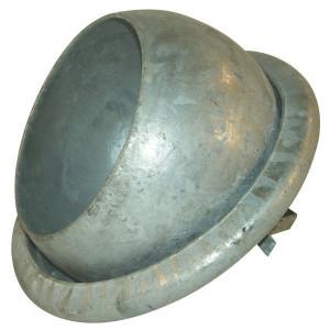 """KKV 8""""blindkoppeling 230mm - 8139900"""