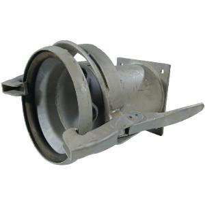 "KKM 8""+flens+strip - 8203000Z | Inclusief o-ring | 370 mm | 8 Inch | 8 Inch"