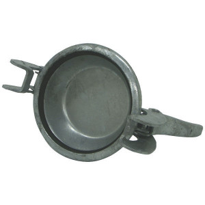 "KKM 8"" blindkoppeling 230 mm - 8239900 | Inclusief o-ring"