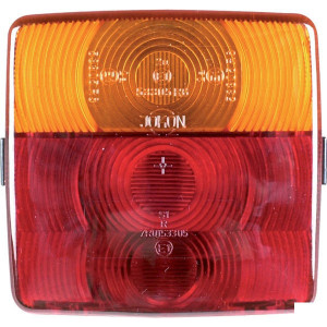 HERTH+BUSS Achterlicht - 83830084HB | links / rechts | Opbouw | 12 / 24 V | 103 mm | 100 mm