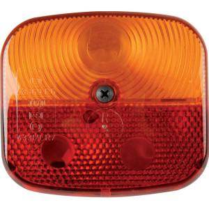HERTH+BUSS Achterlicht - 83830086HB | rechts | Opbouw | 12 / 24 V