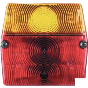 HERTH+BUSS Achterlicht - 83830120HB | links / rechts | Opbouw | 7R-02-10333; 4R-0010333