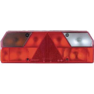HERTH+BUSS Achterlicht - 83840803HB | Met gloeilampen | Inbouw | ASS2, 7-pol | 420 mm | 149 mm