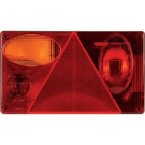 HERTH+BUSS Achterlicht - 83840868HB | Opbouw | 239 mm | 139 mm