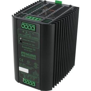 Voeding 400VAC/24VDC 10A - 85001 | 1.300 g | 93x132x114 mm | 400VAC V | 480...745 V DC | 50/60 Hz Hz | 24VDC V | 22...28 V adjustable V