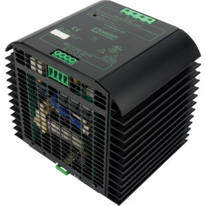 Voeding 400VAC/24VDC 40A - 85004 | 3.000 g | 164x132x142 mm | 400VAC V | 480...745 V DC | 50/60 Hz Hz | 24VDC V | 22...28 V adjustable V