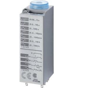 Finder Miniatuur tijdrelais,12VDC,2W - 850200120000 | 20,6 mm | 27,7 mm | 10 A | 68,7 mm | 400 V | 12VDC V | 2.500 VA | 500 VA | 0,37 kW | 10/0,25/0,12 A | 300(5/5) V/mA | 20 ms