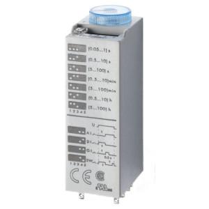 Finder Miniatuur tijdrelais,12VDC,3W - 850300120000 | 20,6 mm | 27,7 mm | 10 A | 68,7 mm | 400 V | 12VDC V | 2.500 VA | 500 VA | 0,37 kW | 10/0,25/0,12 A | 300(5/5) V/mA | 20 ms