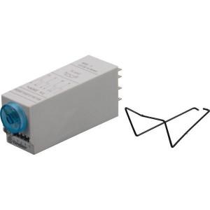 Finder Miniatuur tijdrelais,24VDC,4W - 850400240000 | 20,6 mm | 27,7 mm | 7 A | 68,7 mm | 250 V | 24VDC V | 1.750 VA | 350 VA | 0,125 kW | 7/0,25/0,12 A | 300(5/5) V/mA | 20 ms