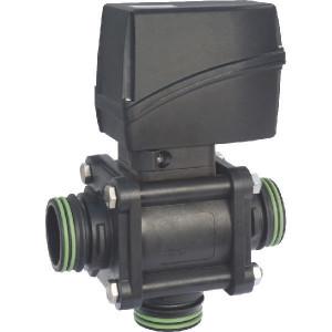 Arag Elektr. 3-weg kogelkraan T7M - 853K26S77 | 12V/ 3 A V | 4,6 sec | 203 mm | 187 mm | T7 Inch BSP | Stainless steel 316