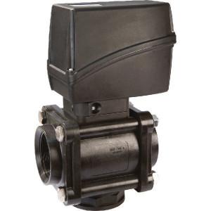 Arag Elektr. 3-weg kogelkraan 2 1/ - 853K27A88 | 12V/ 3 A V | 4,6 sec | 168 mm | 223 mm | 2 1/2 F Inch BSP | Stainless steel 316