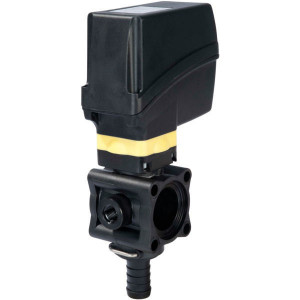 Arag Elek. prop.ventiel 25 l/m - 8630026 | 25 l/min | 40 bar | 25 l/min | 14 sec | 12V/ 0.5A V