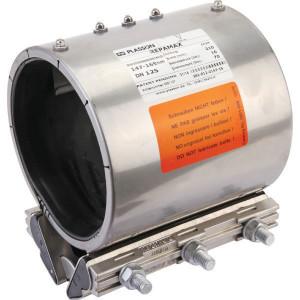 Plasson Reparatiekoppeling DN 125 - 8807147