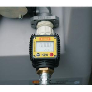Cemo Flowmeter K24 DT-Mobil >430L - 8908CEMO | CE-conform |