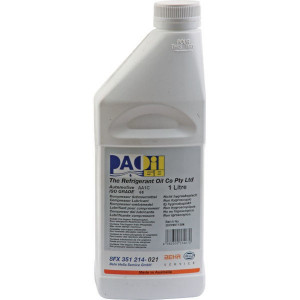 Hella Univ. Olie PAO-Oil 68 AA1 - 8FX351214021 | Voor aircosystemen | 1000 ml