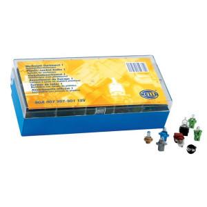 Hella Mini - Gloeilampenset 12V - 8GA007997901 | 1,2 5 W