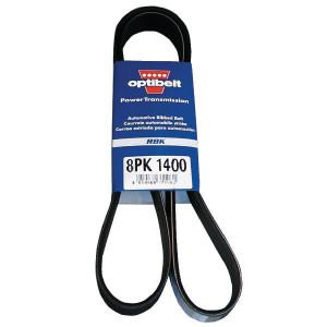 Optibelt Ribbenband - 8PK1376 | L=1381mm, 8 ribben | 47131754 | 1.376 mm