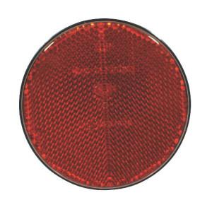Hella Reflector - 8RA002016111 | Universeel toepasbaar | Aluminium rand | 85 mm