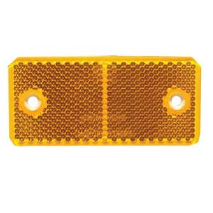 Hella Reflector - 8RA003326011 | Universeel toepasbaar | 2 x 4,3 mm | E1 21395