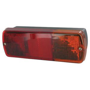 Achterlamp Britax - 900400LB   Zonder kentekenglas   Links / rechts   Inbouw   12 / 24 V   186 mm
