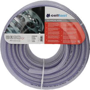 Cellfast Slang 14x20mm - 90802114300 | Transparant | Transparant | Textielinlage | 9/16 Inch | 13 bar | 39 bar