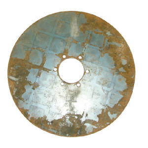 Kouterschijf 282 x 4 Amazone - 922388 | 282 mm | 55,5 mm