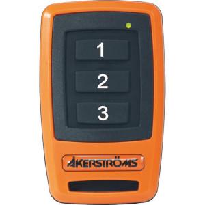 Åkerströms Transmitter Sesam 800 S3 - 940334000 | 67 IP | 869,8 MHz | -25...+55 °C | AAA (x2) | 75 x 46 x 22 mm