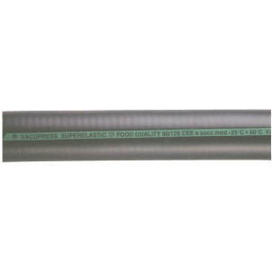 Mèrlett Slang Vacup. Superelas. 50 mm - 9500700   12 bar   150 mm   6,5 mm   36 bar   2 Inch   50 mm   1.600 g/m   63 mm   0,9 bar