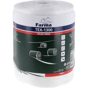 Farma Bindtouw Tex-1300 3000 m - 955030FA | 770 m/kg | TEX-1300 / PP770 | 3000 m | 50 daN | 254 mm | 29 daN | 770 m/kg