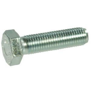 Tapbout M16x1,5x35 8.8 verz. - 961161535 | M16x1,5 | 10 mm | DIN 961 | ISO 8676 | Verzinkt | 8,6 kg/100 | DIN 961 / ISO 8676 | Metrisch fijn