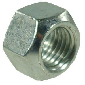 Borgmoer M10 verz. - 98010 | M10x1,5 | 17 / 16 mm | 9 mm | DIN 980 | Verzinkt | 1 kg/100 | DIN 980 / ISO 7042 | ISO 7042 | Metrisch