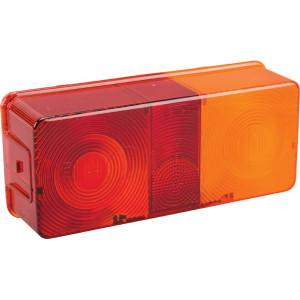 Hella Lampglas rechts - 9EL112741001 | rechts | E1 116/ E1 53345